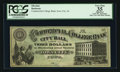 Obsoletes By State:Iowa, Iowa City, IA- Commercial College Bank $3 Schingoethe UNL. ...