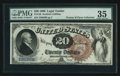 Large Size:Legal Tender Notes, Fr. 130 $20 1880 Legal Tender PMG Choice Very Fine 35.. ...