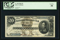 Large Size:Silver Certificates, Fr. 308 $20 1880 Silver Certificate PCGS Very Fine 30.. ...