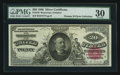Large Size:Silver Certificates, Fr. 316 $20 1886 Silver Certificate PMG Very Fine 30.. ...