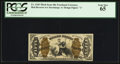 Fractional Currency:Third Issue, Fr. 1345 50¢ Third Issue Justice PCGS Gem New 65.. ...