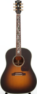 Musical Instruments:Acoustic Guitars, 2005 Gibson J-45 Vine Natural Acoustic Guitar, Serial # 02655047....