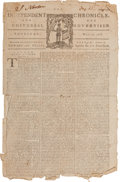 Miscellaneous:Newspaper, [Newspaper]. Independent Chronicle....
