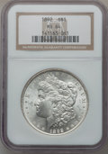 Morgan Dollars, 1892 $1 MS64 NGC....