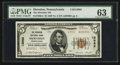 National Bank Notes:Pennsylvania, Herndon, PA - $5 1929 Ty. 2 The Herndon NB Ch. # 13982. ...