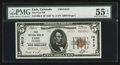 National Bank Notes:Colorado, Eads, CO - $5 1929 Ty. 2 The First NB Ch. # 14213. ...