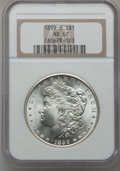 Morgan Dollars, 1899-O $1 MS67 NGC....