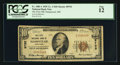National Bank Notes:Maryland, Hampstead, MD - $10 1929 Ty. 1 The First NB Ch. # 9755. ...