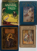 Books:Children's Books, [Children's Literature]. Washington Irving, Shakespeare, andOthers. Group of Four Books. Various publishers, 1913-1946. Som...(Total: 4 Items)