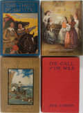 Books:Children's Books, [Children's Literature]. Little Women, Swiss FamilyRobinson, and Others. Group of Four Books. Various publisher...(Total: 4 Items)