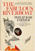 Books:Science Fiction & Fantasy, Philip José Farmer. The Fabulous Riverboat. New York:[1971]. First edition. Bookplate signed by Farmer laid-in....