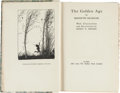 Books:Children's Books, Kenneth Grahame. The Golden Age. Illustrations by Ernest H.Shepard. London: 1928. Large Paper Edition, one of...