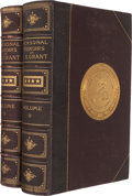 Books:Americana & American History, Ulysses S. Grant. Personal Memoirs of U.S. Grant. New York:Charles L. Webster & Company, 1885. First edition. Publi...(Total: 2 Items)