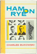 Books:Literature 1900-up, Charles Bukowski. Ham on Rye. Santa Barbara: 1982. First edition, 350 copies signed, with drawing. Near fine...