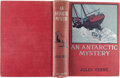 Books:Literature Pre-1900, Jules Verne. An Antarctic Mystery. Lippincott, 1899. FirstAmerican edition, first printing....