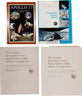 Explorers:Space Exploration, Apollo Program: Seven NASA Publications on the Apollo 17Mission.... (Total: 7 Items)