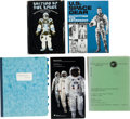 Explorers:Space Exploration, Spacesuits: Eight Books Chronicling the History of Spacesuits....(Total: 8 Items)
