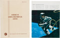 Explorers:Space Exploration, Gemini 4: Two NASA Publications on Gemini Extravehicular Activitywith Associated Ephemera.... (Total: 2 Items)