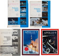 Explorers:Space Exploration, Apollo Program: Six Reference Works With Respect to MiscellaneousApollo Missions.... (Total: 6 Items)