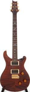 Musical Instruments:Electric Guitars, 2004 PRS Custom 24 Tortoise Solid Body Electric Guitar, Serial #488994. ...