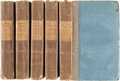 Books:Fine Bindings & Library Sets, Joseph Addison. The Works of the Right Honourable Joseph Addison... London: T. Cadell and W. Davies, 1811. New Editi... (Total: 6 Items)