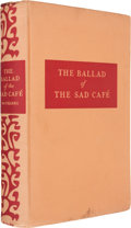 Books:Literature 1900-up, Carson McCullers. The Ballad of the Sad Café. Boston:[1951]. First edition. Signed and inscribed by McCullers....