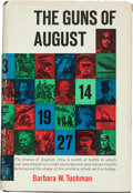 Books:World History, Barbara W. Tuchman. The Guns of August. New York: Macmillan,1962. First edition, first printing. Signed by Tuchma...