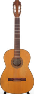 Musical Instruments:Acoustic Guitars, 1960s Estrada Classical Acoustic Guitar. ...
