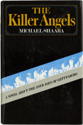 Books:Literature 1900-up, Michael Shaara. The Killer Angels. New York: McKay, [1974].First edition. Very good. Pulitzer Prize winner 1975.. ...