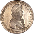 Chile, Chile: Ferdinand VII silver Proclamation Medal 1814,...