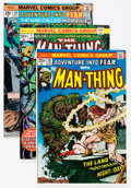 Bronze Age (1970-1979):Horror, Fear/Man-Thing Group (Marvel, 1973-75) Condition: Average VF....(Total: 23 Comic Books)