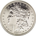 Proof Morgan Dollars: , 1904 $1 PR65 NGC. When one views this piece, its dazzling, chrome-like appearance leaves no d...