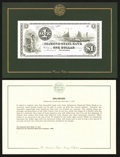 Miscellaneous:Other, American Bank Note Company - The American Paper Money Collection1993.. ...