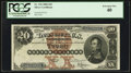 Large Size:Silver Certificates, Fr. 310 $20 1880 Silver Certificate PCGS Extremely Fine 40.. ...