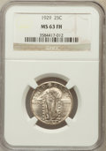 Standing Liberty Quarters: , 1929 25C MS63 Full Head NGC. NGC Census: (183/513). PCGS Population(275/866). Mintage: 11,140,000. Numismedia Wsl. Price f...