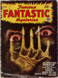 Books:Pulps, [Pulps]. Famous Fantastic Mysteries. Vol. VII. No. 4. All-Fiction Field, 1946. Publisher's wrappers with light w...