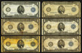 Large Size:Group Lots, $5 1914 Federal Reserve Note Group Lot Good or Better Twenty-eight Examples.. ... (Total: 28 notes)