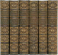 Books:Fine Bindings & Library Sets, Edmund Lodge. Portraits of Illustrious Personages of Great Britain. London: Printed for Harding, Mavor and Lepard, 1... (Total: 6 Items)