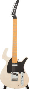 Musical Instruments:Electric Guitars, 1990s Parker P-36 Natural Solid Body Electric Guitar, Serial #04100724....