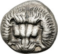 Ancients:Greek, Ancients: IONIAN ISLANDS. Samos. Ca. 408-366 BC. AR tetradrachm(24mm, 14.85 gm, 12h). ...