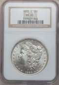 Morgan Dollars: , 1888-O $1 MS65 NGC. NGC Census: (1327/41). PCGS Population(1747/211). Mintage: 12,150,000. Numismedia Wsl. Price for probl...