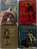 Books:Children's Books, Captain F. S. Brereton. Four Adventure Novels. Three from Blackieand Son; Kidnapped by Moors published by Caldwell (als...(Total: 4 Items)