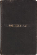Miscellaneous:Ephemera, Paymaster's Pocket Manual and Army Pay Table for 1864....