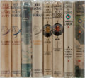 Books:Children's Books, R. Sidney Bowen, Al Avery and Canfield Cook. Eight Juveniles. AllGrosset & Dunlap. Publisher's bindings and dust jackets. V...(Total: 8 Items)