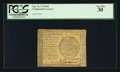 Colonial Notes:Continental Congress Issues, Continental Currency September 26, 1778 $60 PCGS Very Fine 30.. ...