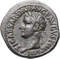 Ancients:Roman Imperial, Ancients: Tiberius (AD 14-37). Æ as (28.5mm, 11.20 gm, 12h). ...