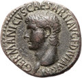 Ancients:Roman Imperial, Ancients: Germanicus, father of Caligula (died AD 19). Æ as (29mm,12.01 gm, 6h). ...