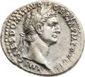 Ancients:Roman Imperial, Ancients: Domitian (AD 81-96). AR denarius (21mm, 3.47 gm, 6h). ...