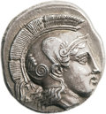 Ancients:Greek, Ancients: THESSALY. Pharsalus. Ca. 440-434 BC. AR drachm (19.5mm, 6.02 gm, 6h)....