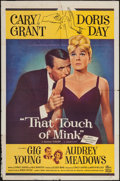 """Movie Posters:Comedy, That Touch of Mink (Universal International, 1962). One Sheet (27"""" X 41""""). Comedy.. ..."""
